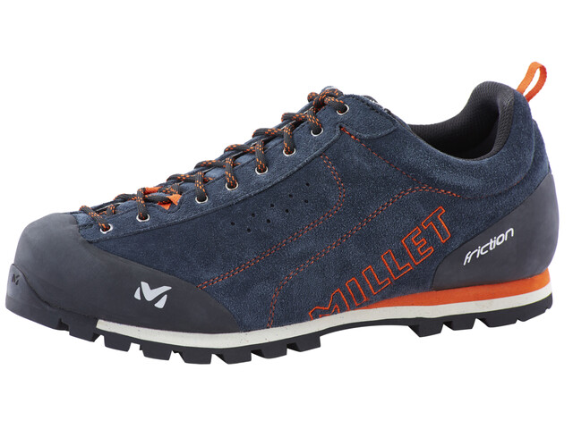 Zapatillas de aproximación Millet Friction gris